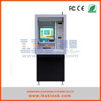China Modern Design Custom Ticket Vending Machines Anti - dust Linux wholesale