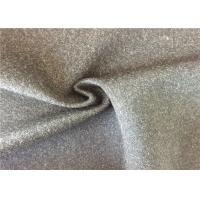 China Modern Designer Wool Blend Coat Fabric , Wool Fabric 600g/M wholesale
