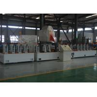China High Speed Industrial Tube Mills , Pipe Milling Machine 15×15-60×60mm Pipe Size wholesale