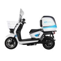 China Fastest Electric Moped Scooter Lead Acid Battery For Food Delivery 1200-3000w wholesale