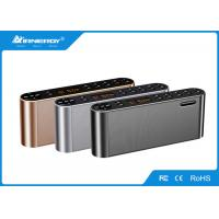 China Metal Loudest Portable Bluetooth Speaker Lightweight With 2200mAH Battery wholesale