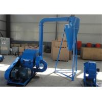 China 500 kg Diesel Engine Animal Feed Hammer Mill for Wood , Corn , Wheat wholesale