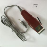 China Classical Barber Shop Hair Clippers Customized Corded Hair Trimmer Machine wholesale