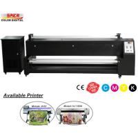 China Dye Sublimation Heater 1440 DPI For Epson Head Textile Fabric Printer on sale
