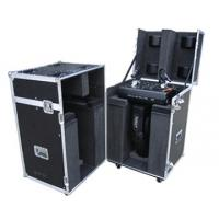 China 10mm Plywood Rack Flight Case , Musical Instrument Carrying Case wholesale
