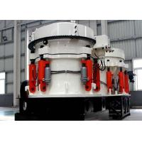 China Smart Chamber Mining Cone Crusher Machine For Cobble Crushing Under 350 Mpa Pressure Resistance wholesale