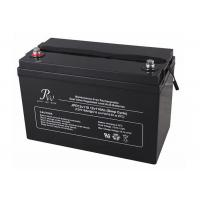 China Victron Style 12v 110Ah VRLA Deep Cycle Battery for Marine and Solar Purpose wholesale