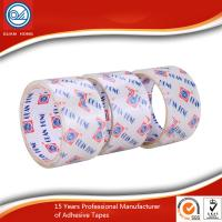 China 42mic Water Based Adhesive Acrylic BOPP Packaging Tape for Office / Workshop wholesale