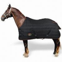 China Premium Stable Horse Blanket, Waterproof and Breathable, with High Quality Fittings on sale