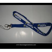 China High quality 20*1000mm polyester lanyards with your logo as require wholesale