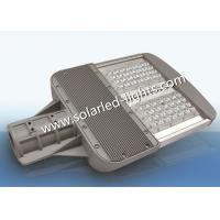 China Waterproof 48W Solar LED Street Light 4600 lm Initial Lumen With 45mil Chips wholesale