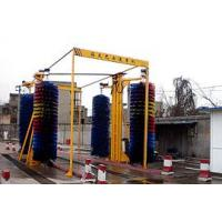 China Fully Automatic Rollover Bus&Truck Wash Machine wholesale