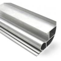 China Silvery Anodized  6061 Aluminum Profile Aluminum Extrusion Profile With Drilling / Cutting wholesale