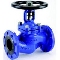 Buy cheap TPF304L CF8M BODY Bellow Globe Valve TRIM , Gear Operated Globe Valve from wholesalers