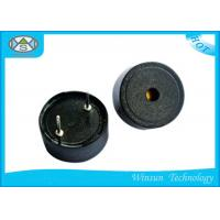 Buy cheap Stable Sound 13 * 6mm Mirco 12 Volt Piezo Buzzer Without Circuit Used for Home from wholesalers