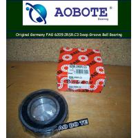 China Deep Groove FAG Roller Bearings For Agriculture / Printing 6208-2RSR.C3 wholesale