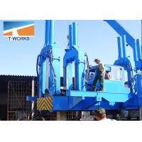 China OEM High Efficiency Hydraulic Piling Machine , Rotary Pile Drilling Rig wholesale