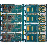 China PCBA Multilayer Custom PCB Board FR4 Material W / Green Solder Thickness1.6mm Mask PCB Turnkey Solution wholesale
