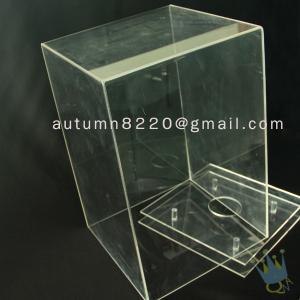 China BO (69) acrylic cosmetic organizer case wholesale