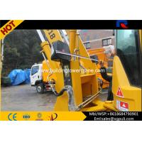 Quality 42kw Small Wheel Loader Max Breakout Force 30kN Flexible Hydraulic Steering Gear for sale