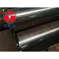 Quality EN10217-1 P195TR1 High Frequency Welded Steel Tube For Pressure Purposes for sale