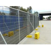Buy cheap ASTM4687-2007 Galvanised Temporary Fencing, Temporary Fence from wholesalers