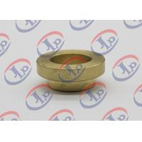 China Brass Bushing / Turned Metal Parts Has Through Hole Precision Lathe Process wholesale