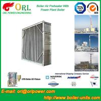 China Non Pollution Plate Type Air Preheater For Boiler , APH In Power Plant wholesale