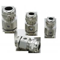 China Rubber Permeable Type Air Breather Valve Cable Gland / Ventilation Cable Gland wholesale