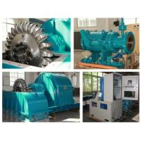 China 50HZ / 60HZ Water Power Hydraulic Power Generator With Vertical / Horizontal Shaft wholesale