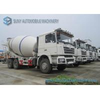 China 6X4 Shacman Delong F3000 Cement Mixers 10 M3 Concrete Mixer Vechile on sale
