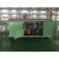 Wholesale Diesel Driven Screw Air Compressor Easy Serviceability For Water Well Drilling Rig from china suppliers