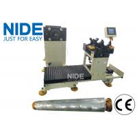 China High automation deep water pump motor stator coil and wedge winding inserter wholesale