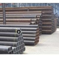 China ASTM JIS Oiled Seamless Steel Pipes tube For Pile Driving Project , OD20-1626mm wholesale