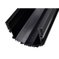China Anodized Aluminum Extrusions For Electronics / LED Wall Wash Light Shell wholesale