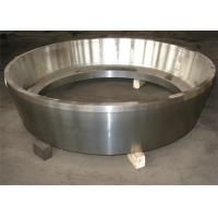 China A350 LF2 Q + T Heat Treatment Forged Ring With  Rough Machining Hardness Less Than 187 HB ASTM ASME Standard wholesale