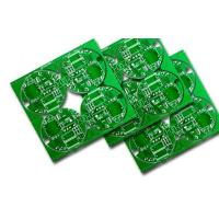 China Circuit Double Sided PCB Board Assembly Two Layer Copper 1OZ Immersion Gold Surface wholesale