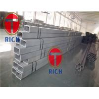 China Square Hollow Section Heavy Wall Steel Tubing 75 X 75 For Structure Pipe wholesale