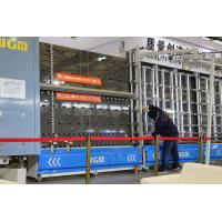 China LowE Glass Production Line , Double Glass Machine 2500mm Height Easy Operation wholesale