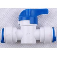 China China Factory Quickly Fitting Hand Switch Valve wholesale