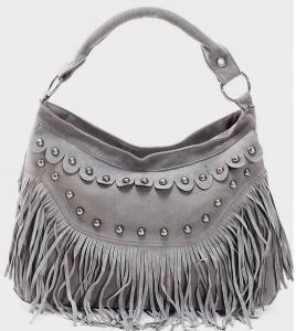 China High fashion pu ladies handbag with tassels G5451 on sale