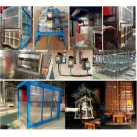 China 115kg Tie - in Construction Material Lift High Performance, Customized Cage CH200 wholesale