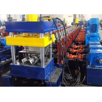 Quality W Profile & Thrie-beam Guardrail Panel Roll Forming Machine for sale