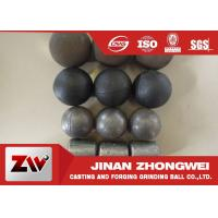 China 55-65HRC Hardness Grinding Media Balls for ball mill with 55-65HRC Hardness wholesale