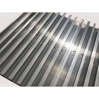 China High Performance Aluminum Extrusion Fabrication Polishing 6063-T5 With 2 Meter wholesale