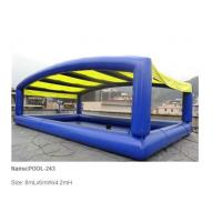 China Inflatable pool / inflatable water pool / giant swimming pool for kids wholesale