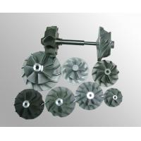 Turbo fan wheels parts vacuum investment casting High temperature nickel base alloy