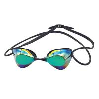 China Multi Colors Competitive Swim Goggles , Mirror Lens Goggles For Racing wholesale