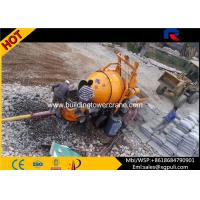 China S Pipe Valve Hydraulic Concrete Mixer Pump Trailer For Industrial wholesale