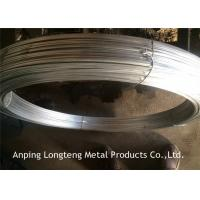 Wholesale Ss 304 Ss 201 Stainless Steel Flat Wire , High Carton Flat Metal Wire from china suppliers